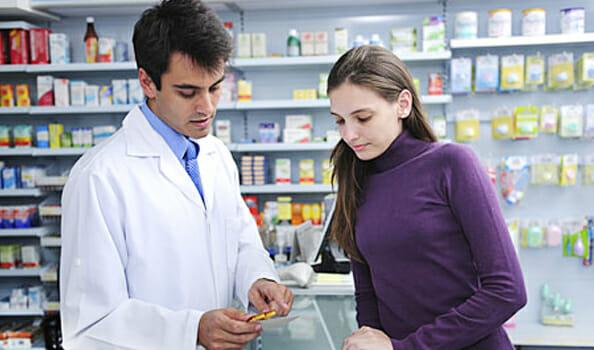 Pharmacy carousel