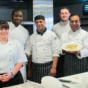 Five Rivers' Chefs Dish up Industry Tips to Catering Students