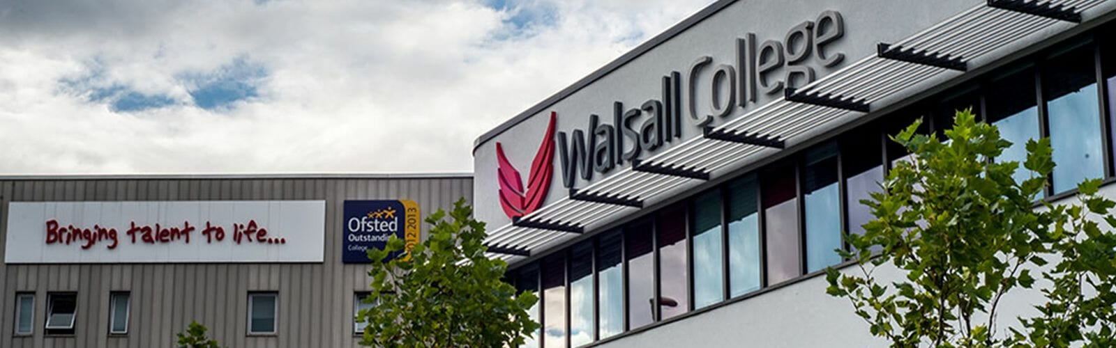 Walsall Adult And Community College Merges With Walsall