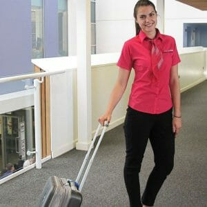 Students' Career Takes off with Wizz Air