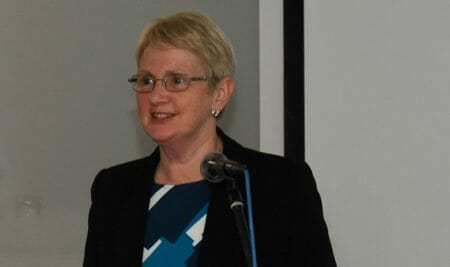 Wolverhampton University lifelong learning championto speak at college graduation