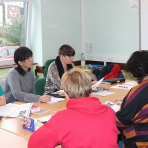 ESOL skills at Polish Millennium House