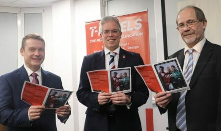 Employers and students switch on to Walsall College's new Digital T Level