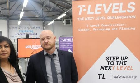 New T Level offers students unrivalled opportunity to work on HS2
