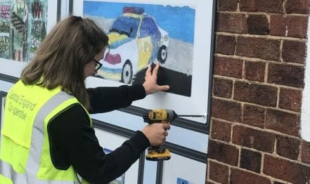 Central England Co-op apprentice displays creativity and determination with career success
