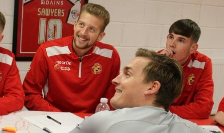 Walsall FC Community Programme educates and develops workforce during lockdown