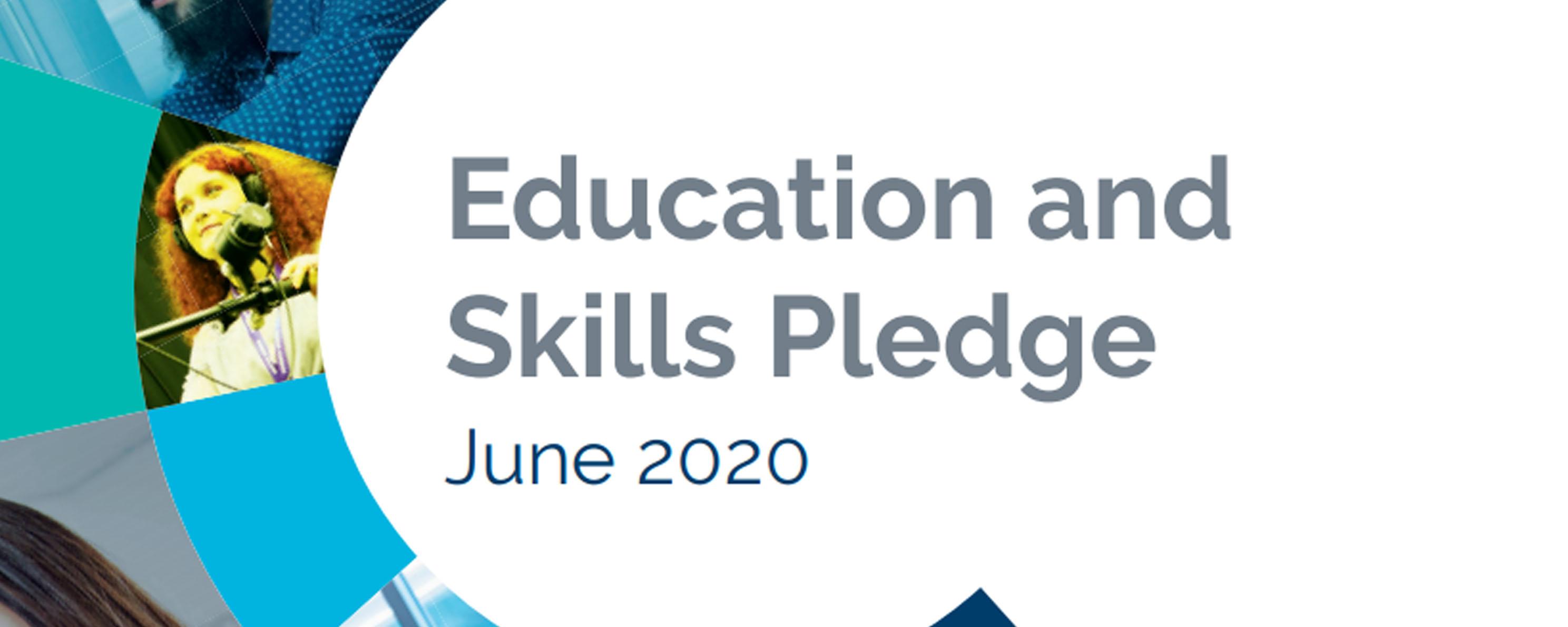 skills pledge header