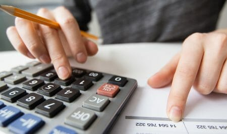 Start an accounting career without leaving your house