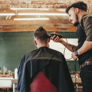How male grooming has shaped the barber industry