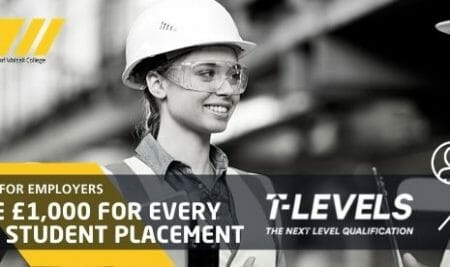 Employers to get a cash boost for T Levels industry placements