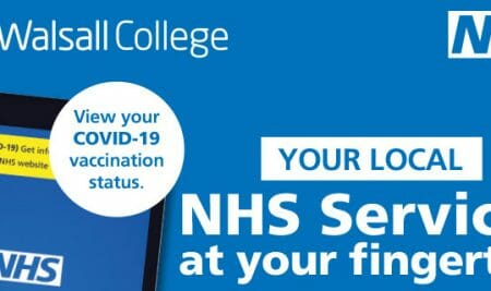 NHS Trusts and Walsall College closing digital skills gap by promoting App