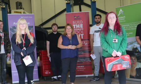Wheely great competition success for automotive students